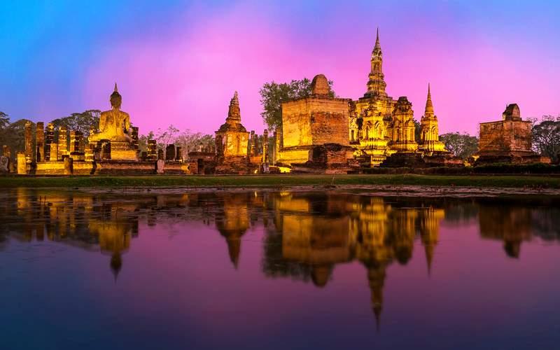 Bangkok Temples