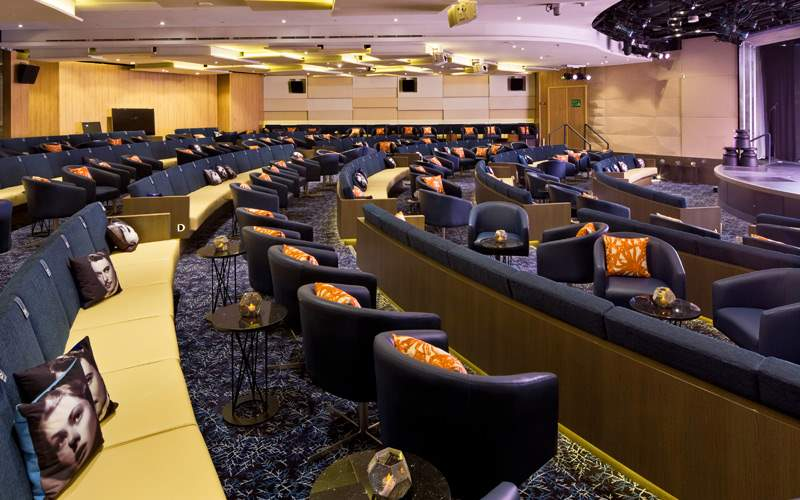 Theater On Board Viking Oceans