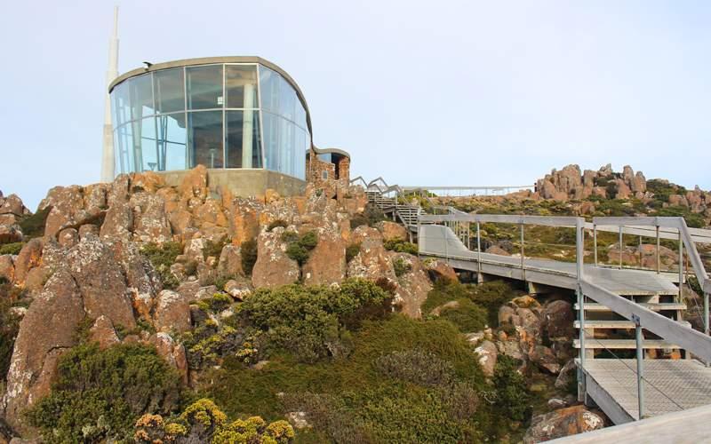 Mt Wellington Lookout in New Zealand
