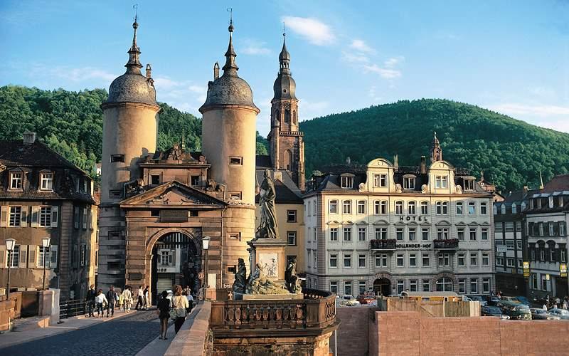 Heidelberg, Germany Viking River Cruise Europe