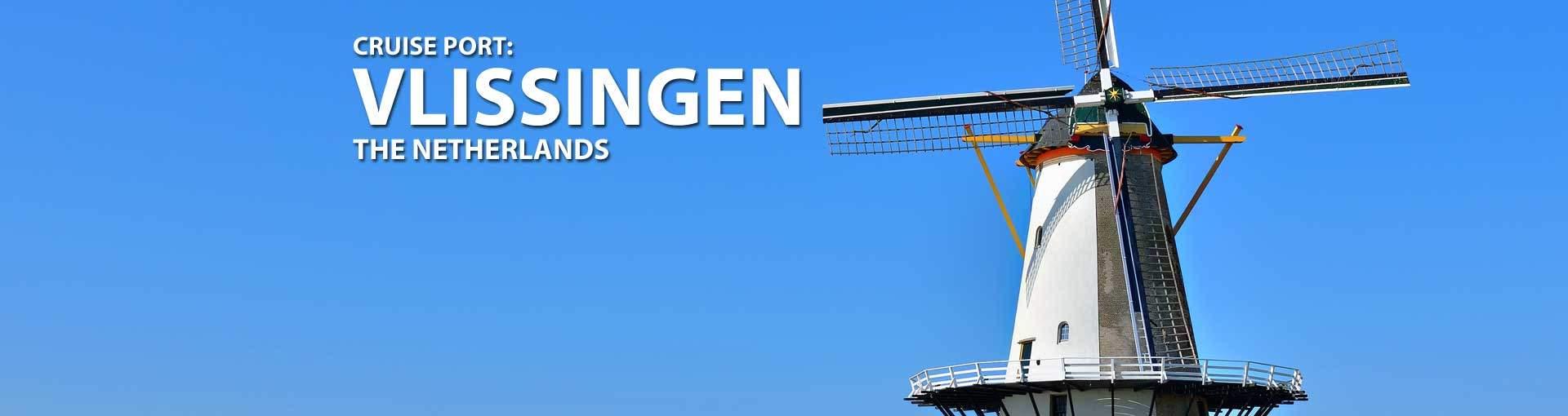 Cruises to Vlissingen, Netherlands
