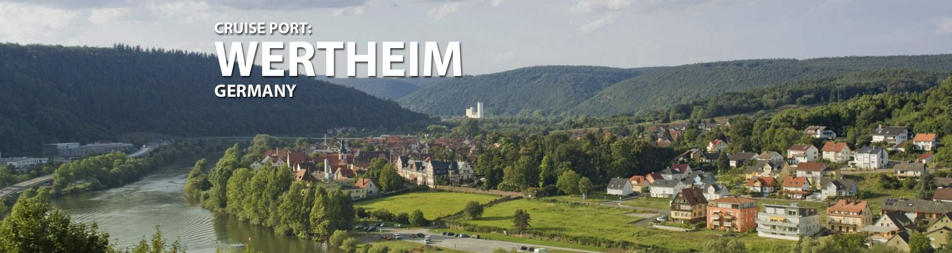 Cruises to Wertheim, Germany