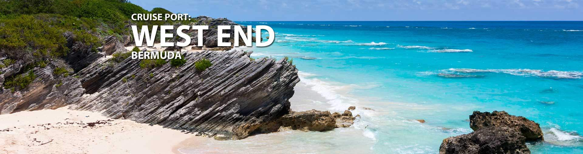 Cruises to West End, Bermuda