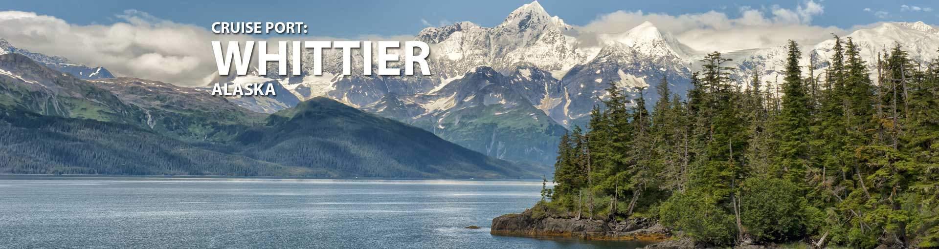 Cruises to Whittier, Alaska