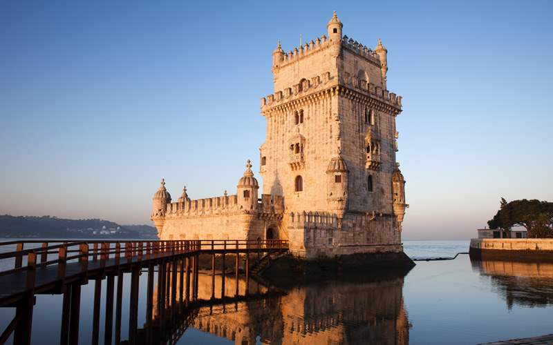Windstar Transatlantic cruises Belem Tower, Tagus