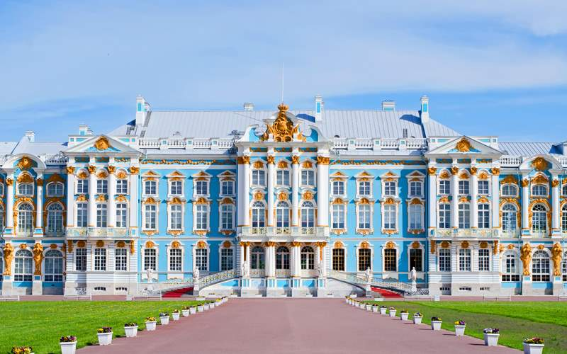 Windstar Northern Europe Catherine Palace, Russia
