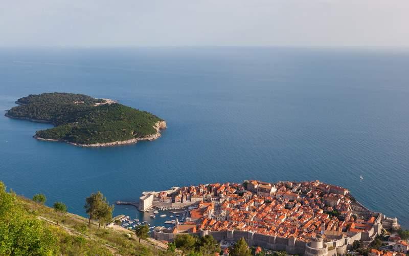 Windstar Mediterranean Dubrovnik