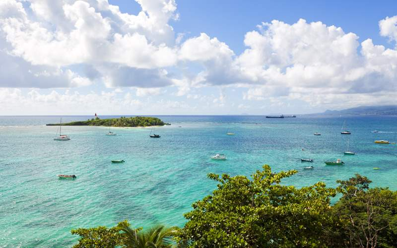 Windstar Caribbean Guadeloupe, Lesser Antilles