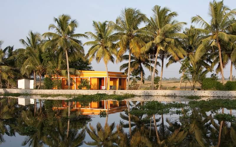 Windstar Cruises Kerela Backwaters, Cochin, India