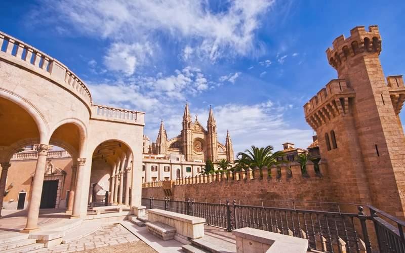 Windstar Mediterranean Palma de Mallorca