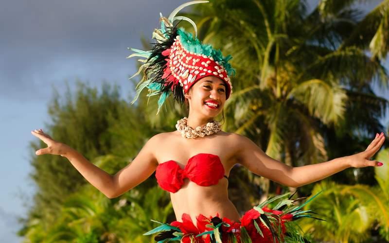 Windstar South Pacific cruises Tahitian Dancer