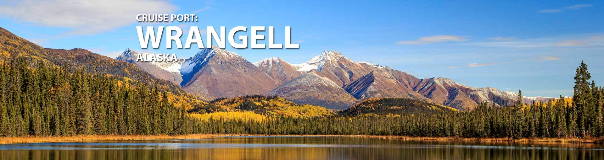 Cruises to Wrangell, Alaska