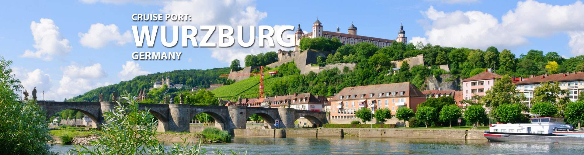 Cruises to Wurzburg, Germany