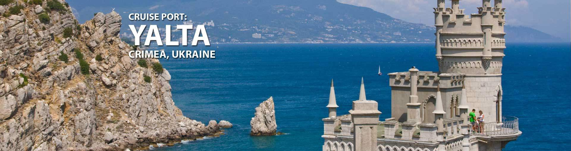 Cruises to Yalta, Crimea, Ukraine