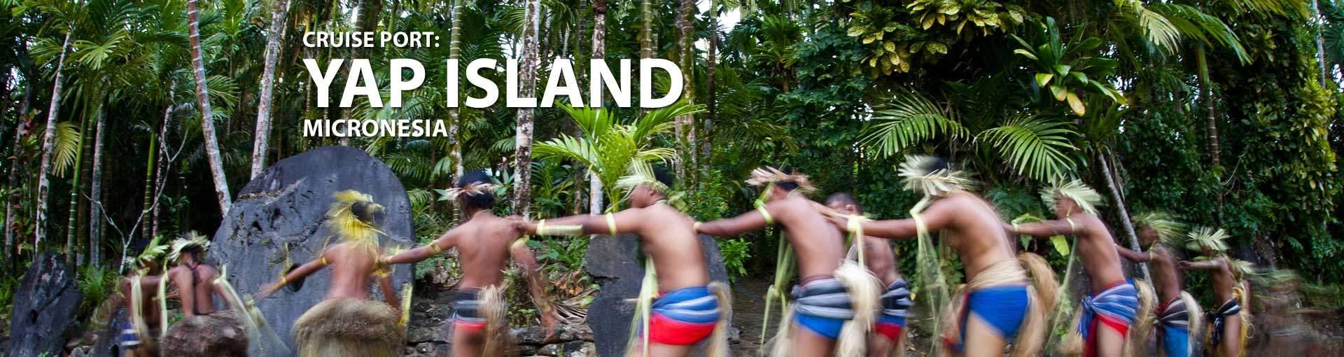 Cruises to Yap Island