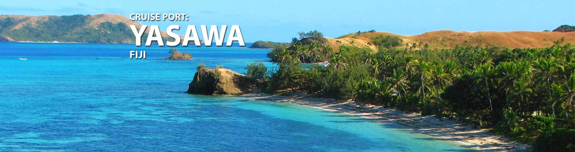 Cruises to Yasawa, Fiji