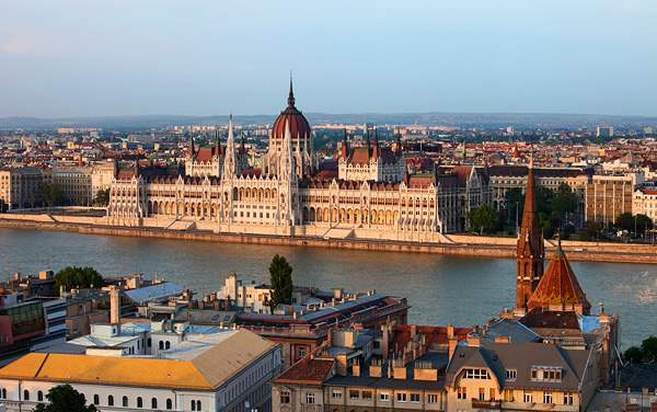 Avalon Waterways-Budapest, Hungary