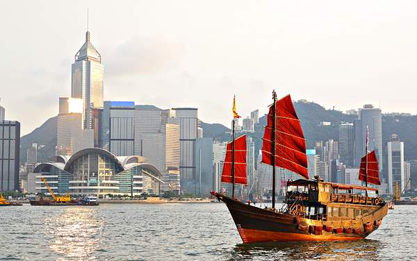 Silversea Cruises-Hong Kong, China