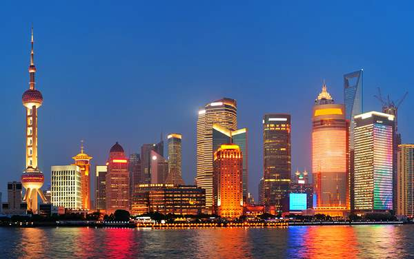 Crystal Ocean Cruises-Shanghai, China