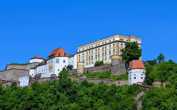 Viking River Cruises-Passau, Germany