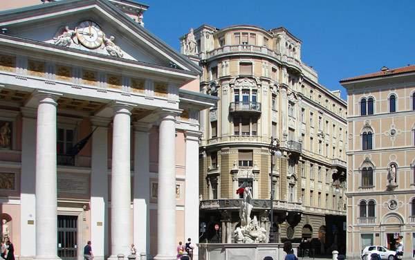 Msc Cruises-Trieste, Italy