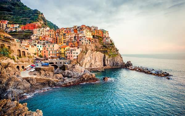 La Spezia (Cinque Terre), Italy