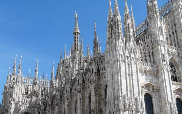 Uniworld River Cruises-Milan, Italy