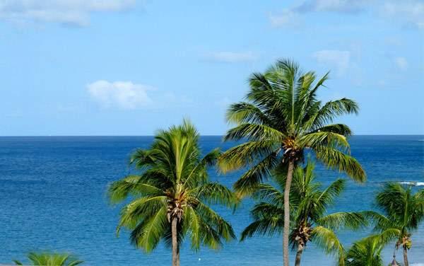 Crystal Cruises-Marigot Bay, St. Lucia