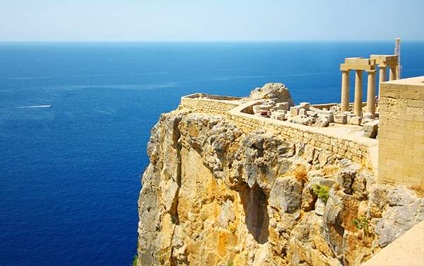 Crystal Ocean Cruises-Rhodes, Greece