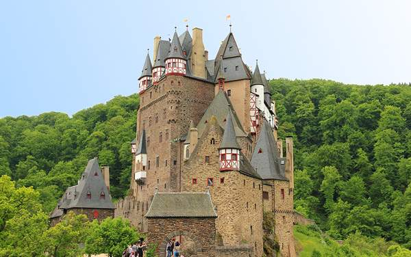 Crystal River Cruises-Trier, Germany