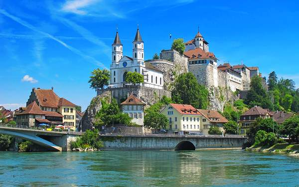 Avalon Waterways-Zurich, Switzerland