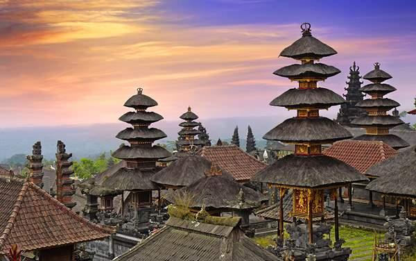 Regent Seven Seas Cruises-Bali, Indonesia