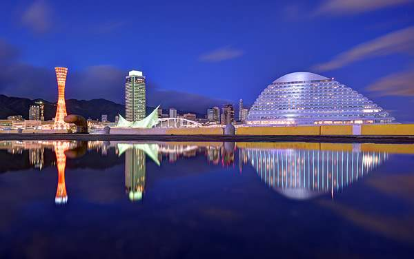 Princess Cruises-Kobe, Japan