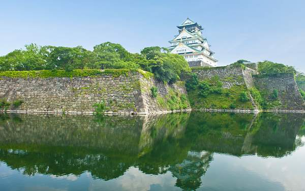 Osaka (Kyoto And Nara), Japan