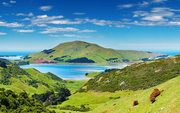 Silversea Cruises-Dunedin, New Zealand