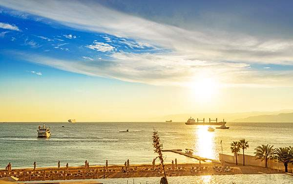 Crystal Ocean Cruises-Aqaba, Jordan