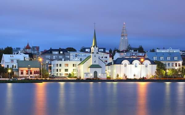 Silversea Cruises-Reykjavik, Iceland