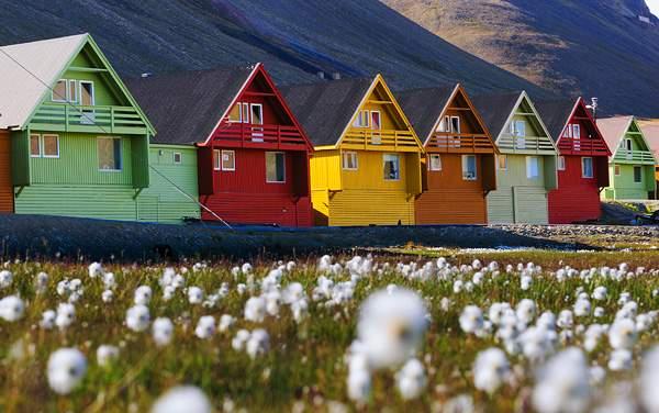 Longyearbyen, Svalbard (Norway)