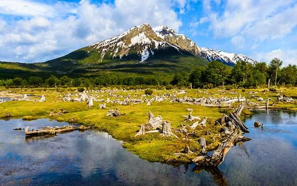 Seabourn Cruise Line-Ushuaia, Argentina