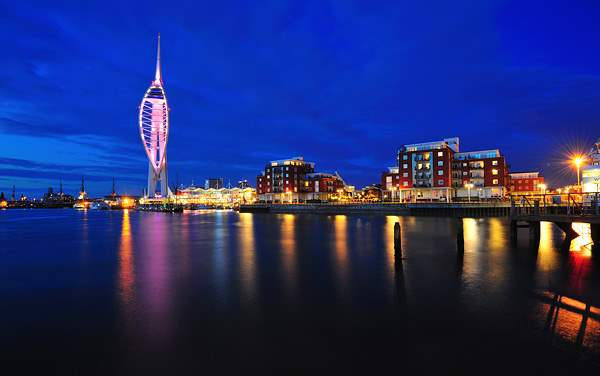 Windstar Cruises-Portsmouth, England