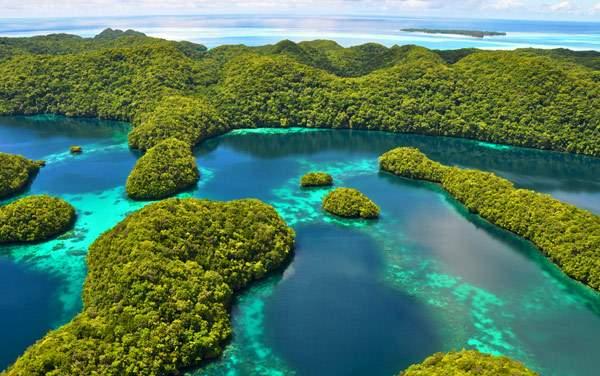 Silversea Cruises-Koror, Palau