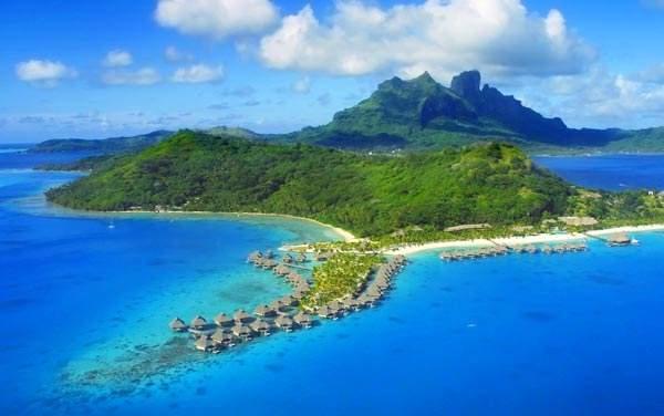 Silversea Cruises-Bora Bora, French Polynesia