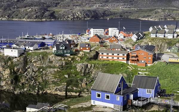 Silversea Cruises-Kangerlussuaq, Greenland