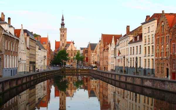 Cunard-Zeebrugge (Bruges), Belgium