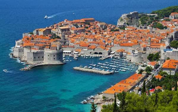 Crystal Cruises-Dubrovnik, Croatia