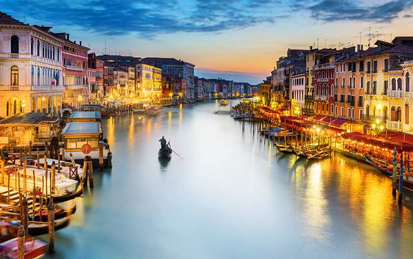 Princess Cruises-Venice, Italy