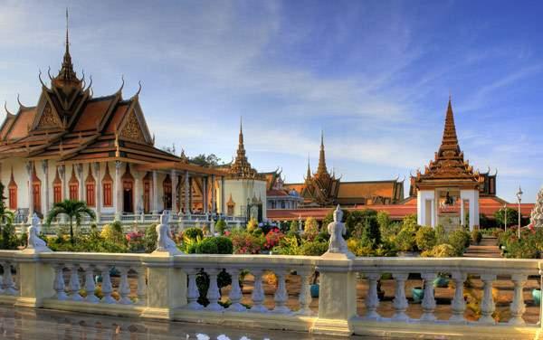 Avalon Waterways River Cruises-Phnom Penh, Cambodia