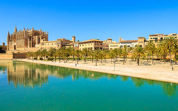 Msc Cruises-Palma De Mallorca, Spain