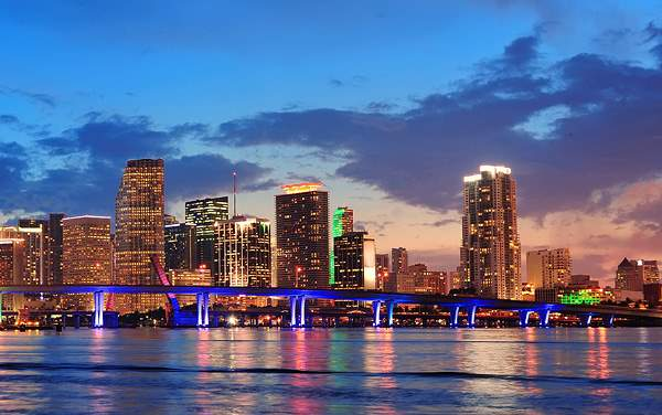 Crystal Ocean Cruises-Miami, Florida