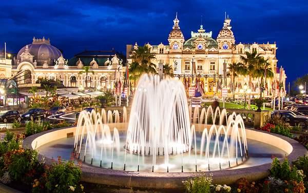 Silversea Cruises-Monte Carlo, Monaco